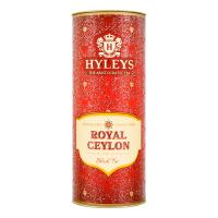 Чай Hyleys Royal Ceylon чорний байховий 50г з/б