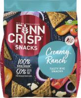 Снеки Finn Crisp Creamy Ranch 150г