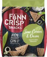 Снеки Finn Crisp Sour Cream & Onion 150г