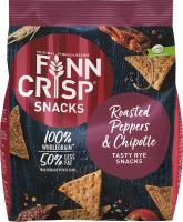 Снеки Finn Crisp Roasted Peppers & Chipotle 150г