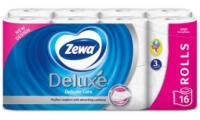 Туалетний папір Zewa Deluxe Delicate Care Білий, 16 шт.