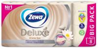Туалетний папір Zewa Deluxe Aroma Spa, 8 шт.
