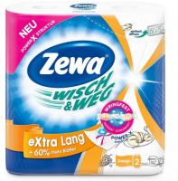 Рушники паперові рулонні Zewa Wisch&Weg Design, 2 шт.
