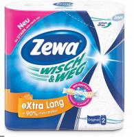 Рушники паперові рулонні Zewa Wisch&Weg Original, 2 шт .