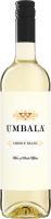 Вино Umbala біле сухе 0,75л
