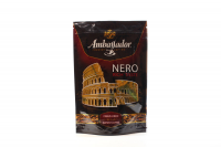Кава Ambassador Nero натуральна розчинна 70г х20