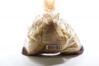 Хліб Кулиничі Рогалики з кунжутом домашні на мол.сиров.360г