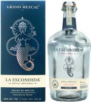 Мескаль La Escondida 40% 0,7л (кор.)