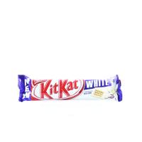 Вафлі Nestle Kit Kat в білому шоколаді 40г х10