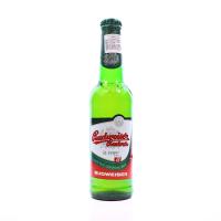 Пиво Budweiser Budvar світле б/а с/б 0,33л х6