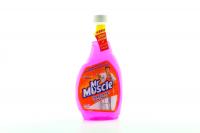 """Рідкий засіб для вікон/скла Johnson Mr.Muscle Лісові ягоди"""" запаска, 500 мл"""