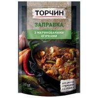 Заправка Торчин з маринованими огірками Україна 240г