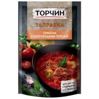 Заправка Торчин томатна з болгарським перцем Україна 240г