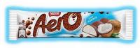 Батончик Nestle Aero пористий мол. та біл.шок. кокос 30г
