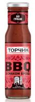 Соус Торчин BBQ зі смаком бренді 230мл с/б