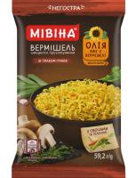 Вермішель Мівіна з грибами та овочами та зеленню 59,2г
