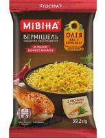 Вермішель Мівіна з овочами та зеленню 59,2г