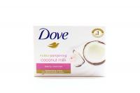 Крем-мило Dove Кокосаве молочко та пелюстки жасміну 135г х6