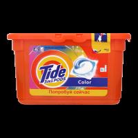 Засіб Tide д/прання капсули Color 12х24,8г х6