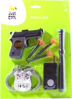 Іграшка Just Cool набір Поліція Арт.5559 х6