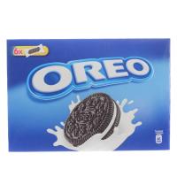 Печиво Oreo з какао та крем. нач. ванільного смаку 228г х12