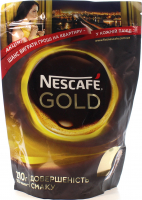 Кава Nescafe Gold розчинна сублімована 210г