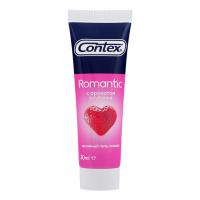 Гель-змазка інтимний Contex Romantic Полуниця, 30 мл