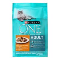Корм Purina One Adult 85г х24