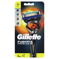 Бритва Gillette Fusion ProGlide Flexball з 2 змінними касетами
