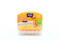 Палочки ватяні Bella з екстрактом квітки апельсина 200шт х6