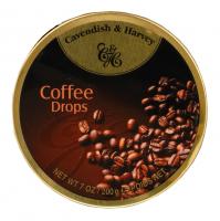 Льодяники Cavendish&Harvey кавові 175г ж/б х9