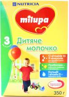 Суміш Milupa дитяча молочна 3 12+ 350г