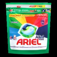 Засіб Ariel для прання Color капсули 45*27г х6