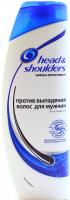 Шампунь проти лупи та випадіння волосся Head & Shoulders Для чоловіків, 400 мл