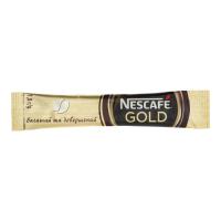 Кава Nescafe Gold розчинна стік 1,8г х25