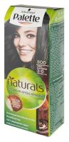 Крем-фарба стійка для волосся Palette Фітолінія Захист і Живлення №800 Темно-Каштановий