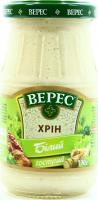 Хрін Верес білий гострий 190г