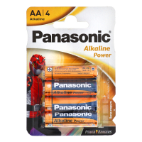 Батарейка Раnаsоnіс Alcaline Power AA Bli 4 Girgue du Sol х6