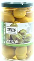Оливки Casa Rinaldi з кісточкою Гігантські 310г
