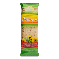 Хлібці Росток з насінням соняха та кунжутом 5шт. 120г