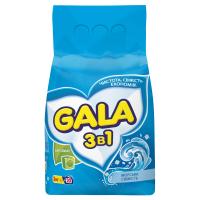 """Пральний порошок Gala 3в1 Антижир """"Морська свіжість"""" Автомат, 3 кг"""