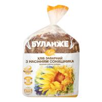 Хліб Хліб Житомира Буланже завар.з насін.соняшника наріз. 300г