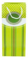 Пакет подарунковий SA-BO-NA під пляшку №Е-5