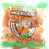 Морква Вовка моркв`яні палички 250г / шт