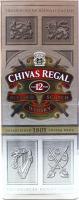 Віскі Chivas Regal 12років 40% 0,7л у коробці