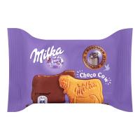 Печиво Milka Choco Cow вкрите молочним шоколадом 40г х30
