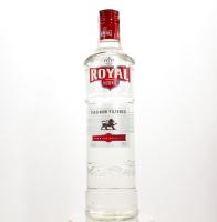 Горілка Royal Platinum filtered 40% 0,7л х6