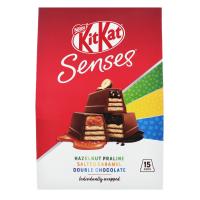 Батончик Nestle KitKat Senses набір 150г х12