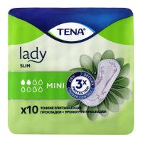 Урологічні прокладки жіночі Tena Lady Slim Mini, 10 шт.