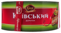 Торт БКК Київський дарунок з арахісом 0,45кг